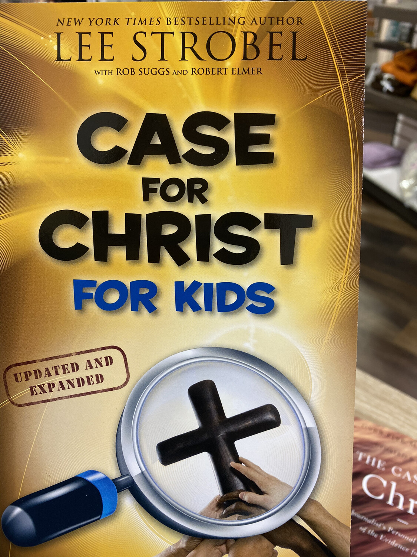 STROBEL, Case For Christ For Kids