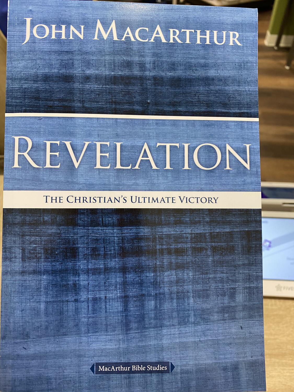 MACARTHUR, Revelation Bible Study