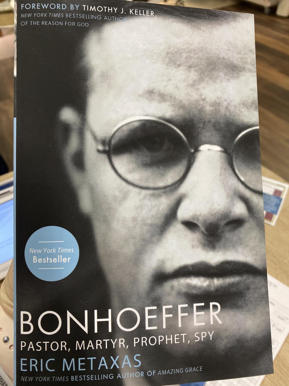 MEXTAXAS, Bonhoeffer