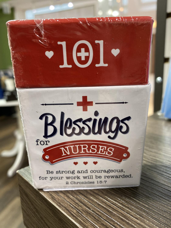 101 Blessings For Nurses