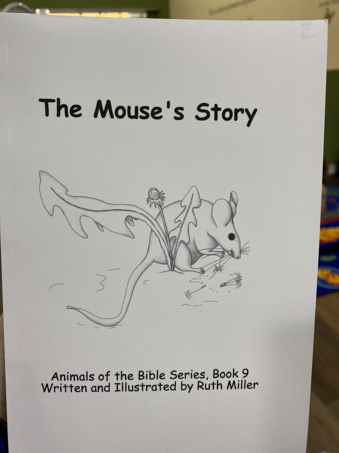 MILLER, The Mouse's Story