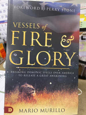 Murillo, Vessels Of Fire And Glory
