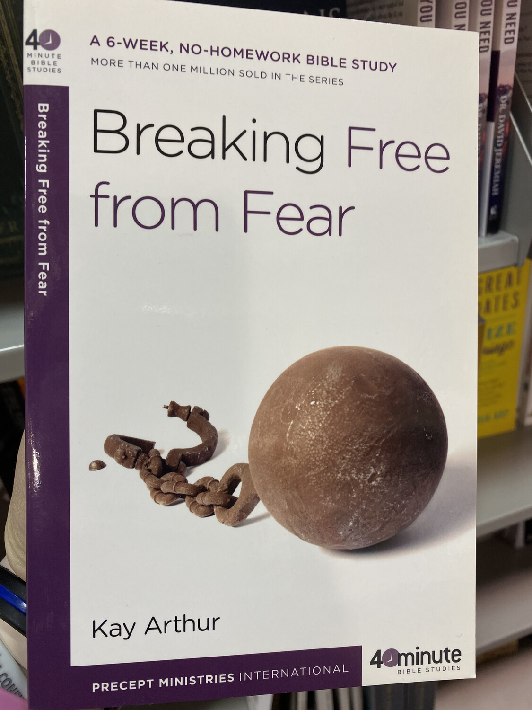 ARTHUR, Breaking Free From Fear
