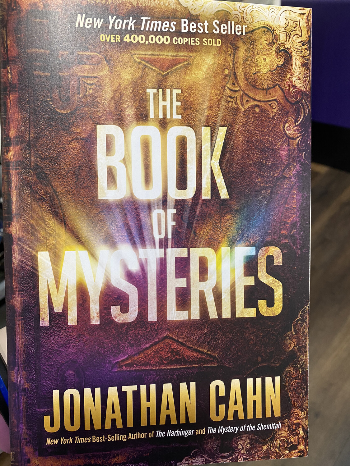 CAHN, The Book Of Mysteries