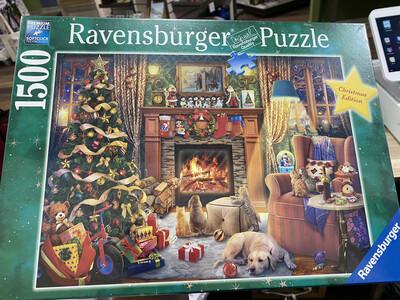 Ravensburger Puzzle, Christmas Eve 1500 Piece