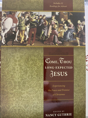 GUTHRIE, Come, Thou Long-Expected Jesus