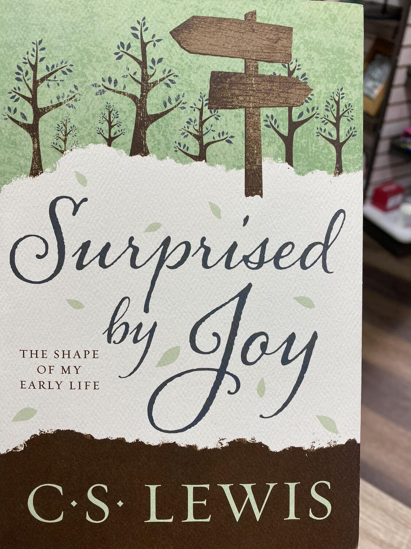 LEWIS, Surprised By Joy