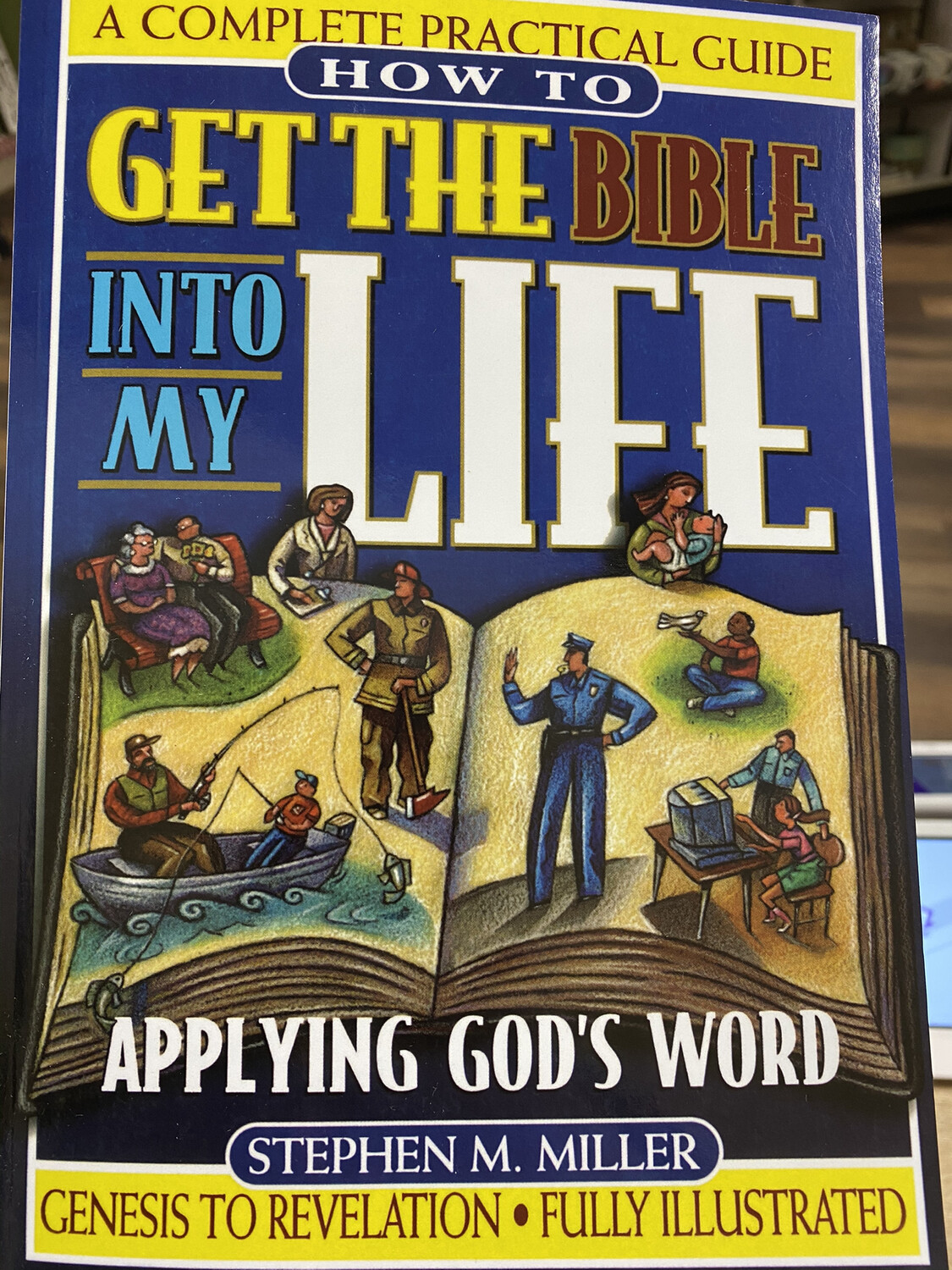 How To Get The Bible Into My Life