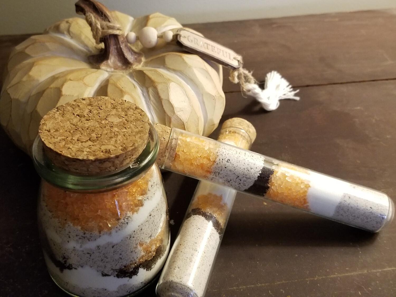 Pumpkin Spice Latte Bath Salts, 6 Oz.