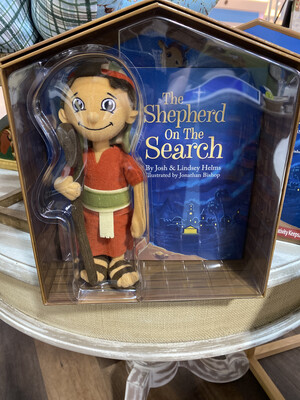 Search For The Shepherd