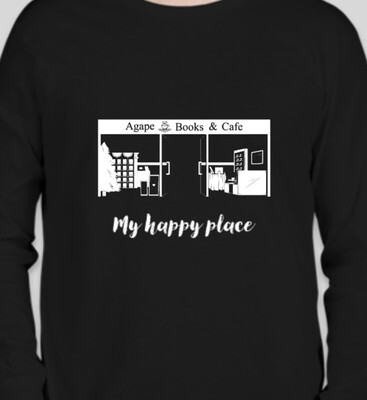 Prebuy-Agape - Happy Place Long Sleeve Shirt
