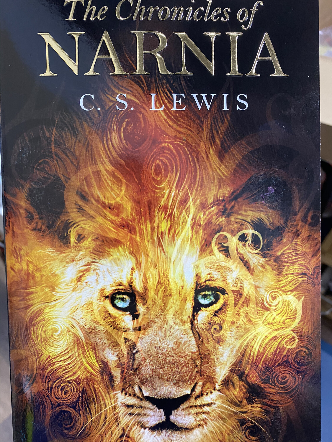 LEWIS, The Chronicles Of Narnia, Complete In One Book