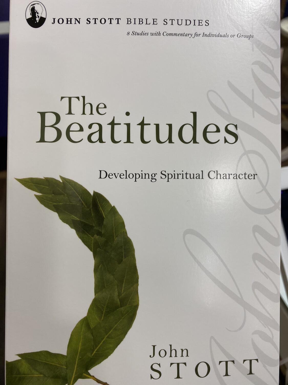 STOTT, The Beatitudes