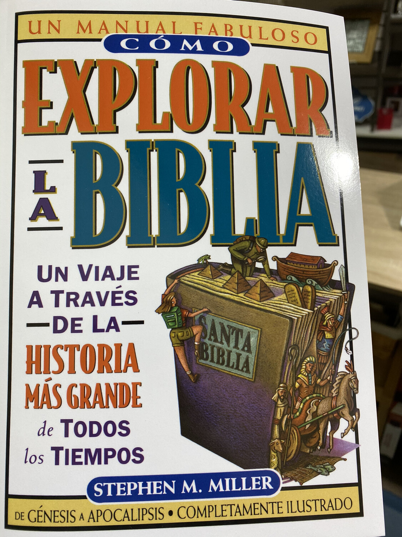 MILLER, Explorar La Biblia