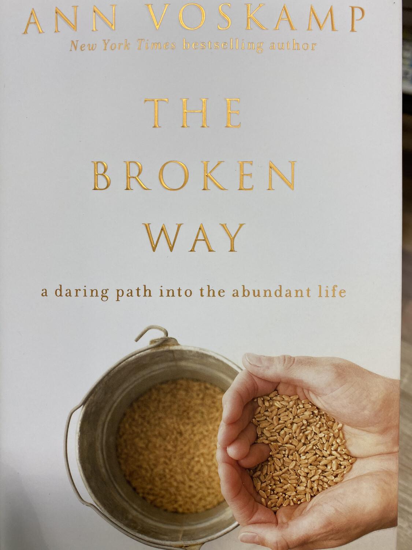 VOSKAMP, The Broken Way
