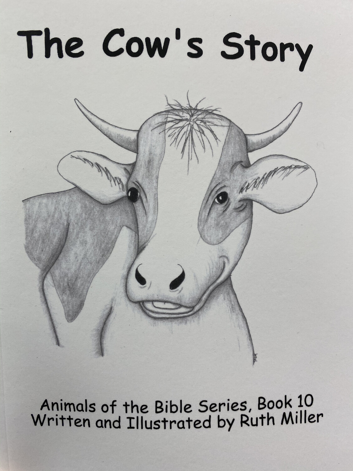MILLER, The Cow's Story