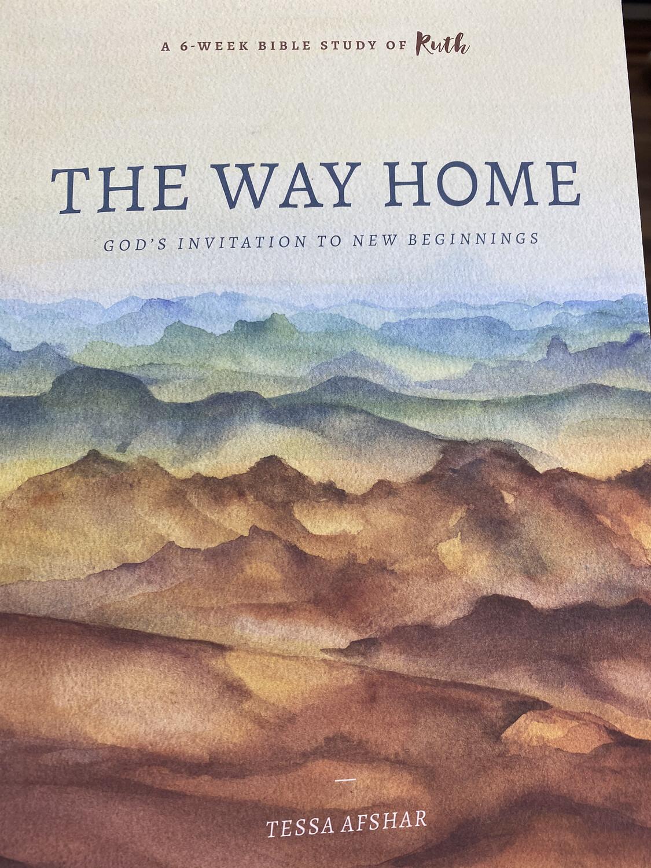 AFSHAR, The Way Home, Bible Study