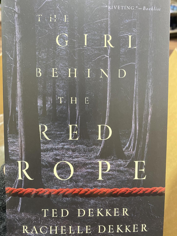 DEKKER, The Girl Behind The Red Rope