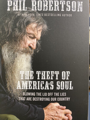 ROBERTSON, The Theft Of America's Soul