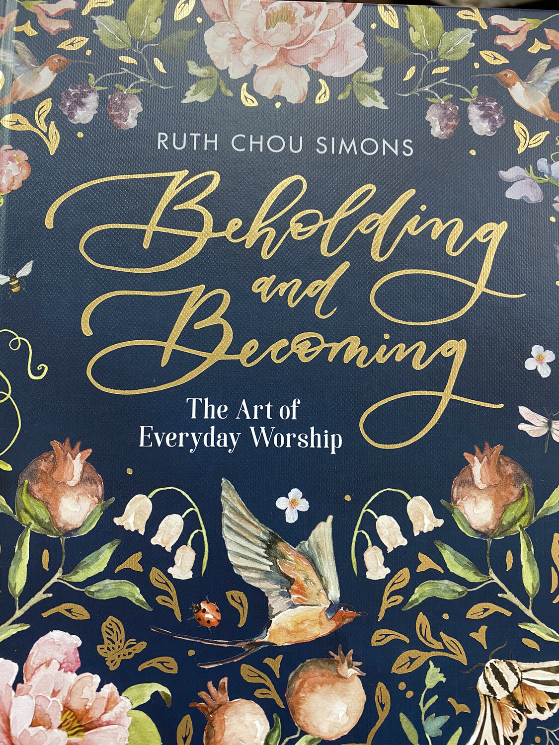 SIMONS, Beholding And Becoming