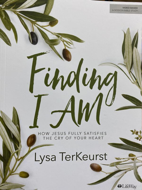 TERKEURST, Finding I Am