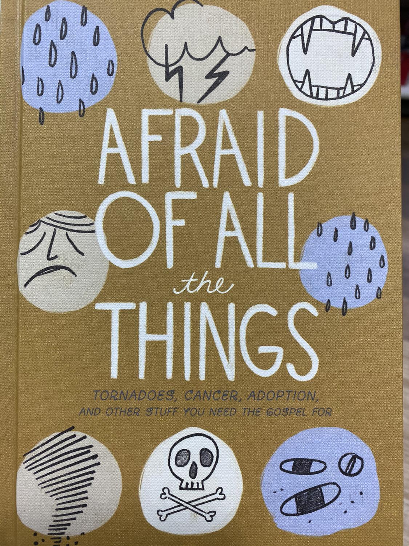 HILTIBIDAL, Afraid Of All The Things