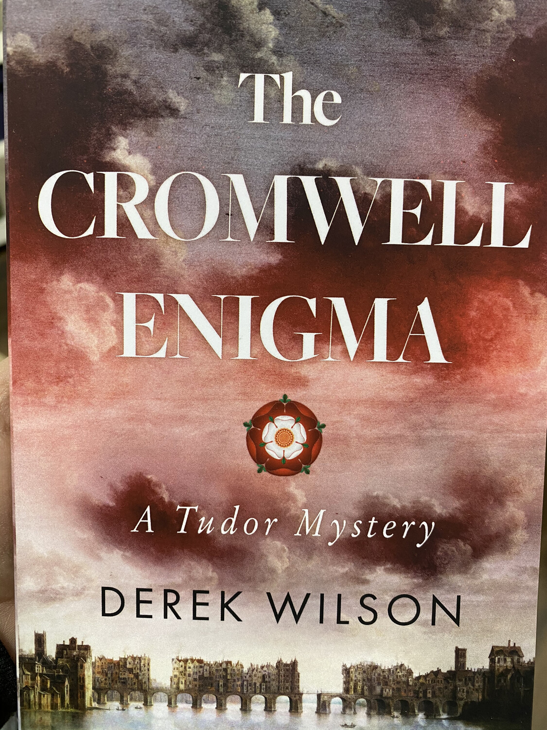 WILSON, The Cromwell Enigma