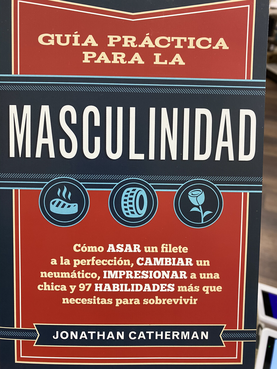 CATHERMAN, Masculinidad