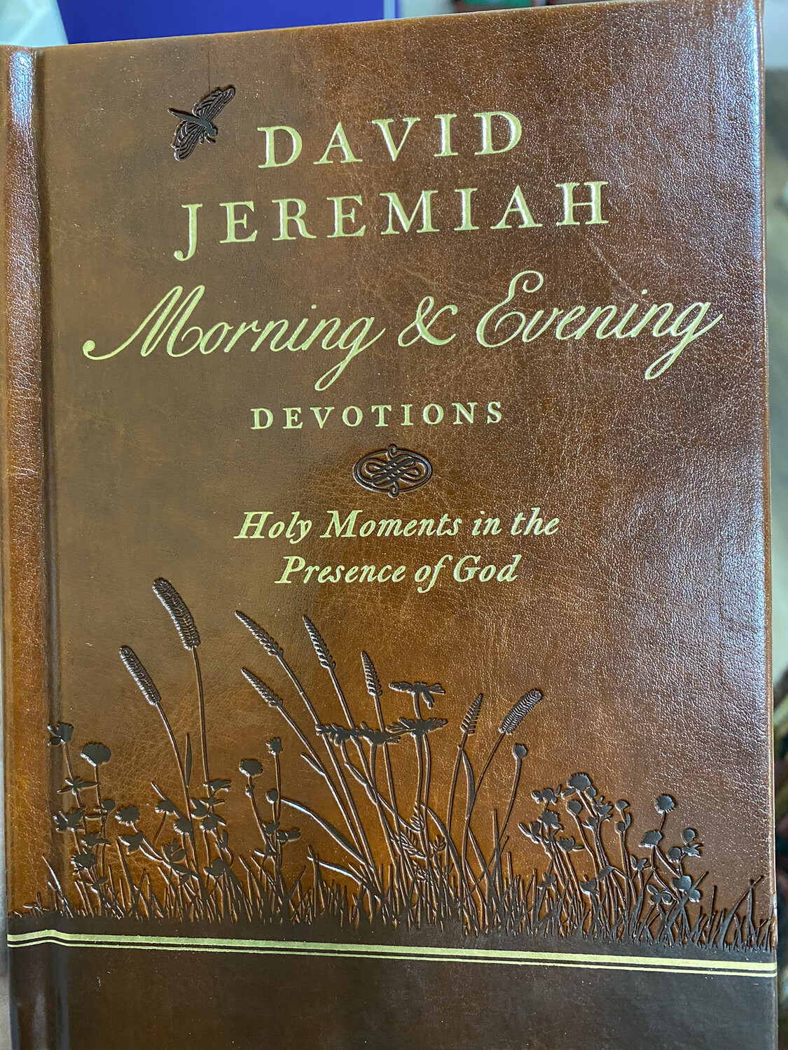 JEREMIAH, Holy Moments In The Presence Of God, Morning & Evening