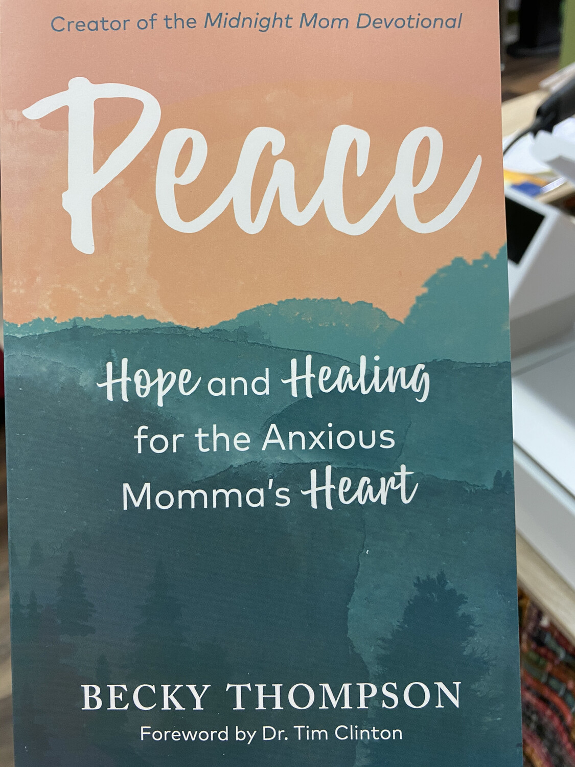 Thompson, Peace: Hope and Healing