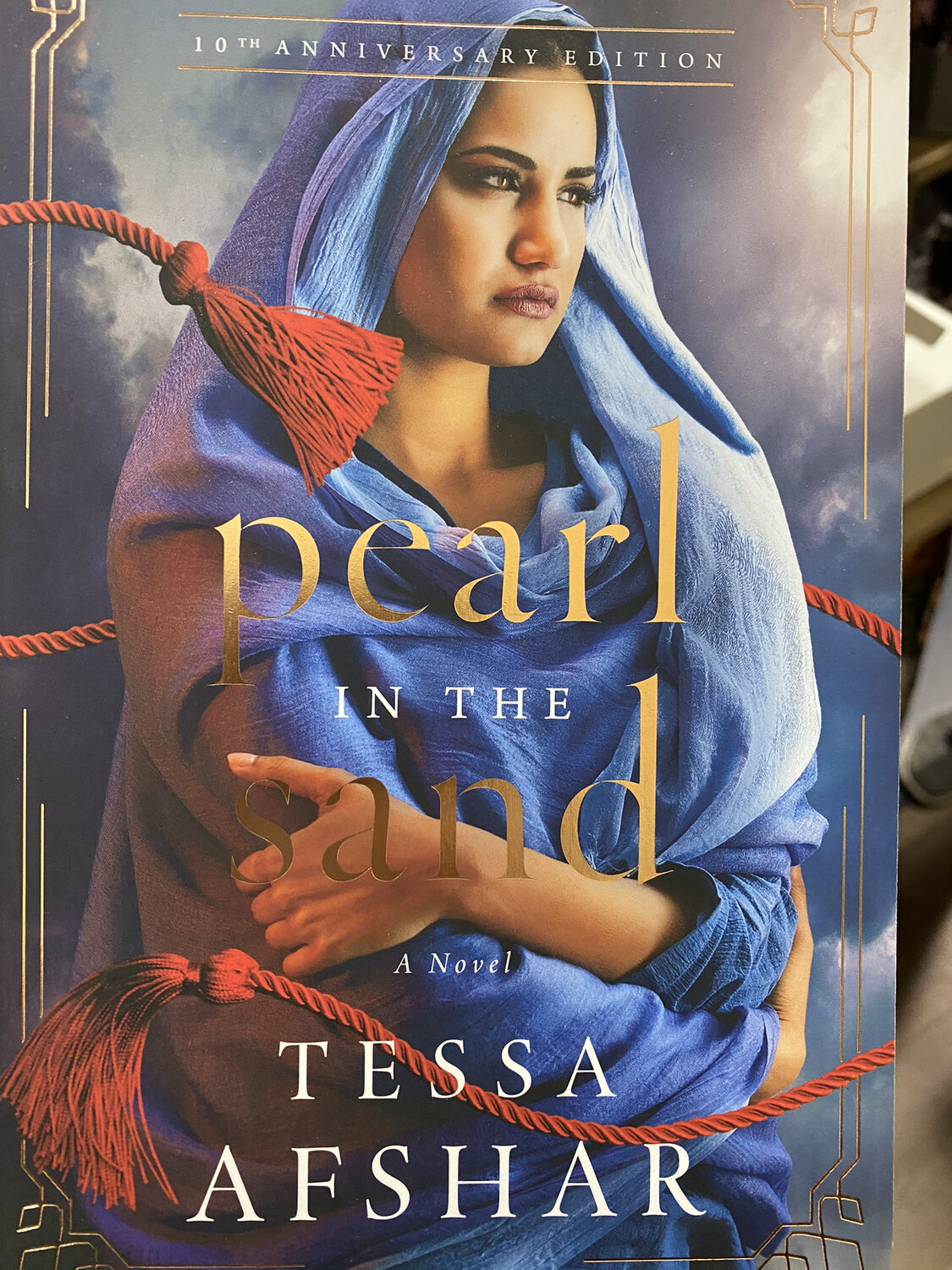 AFSHAR, Pearl In The Sand