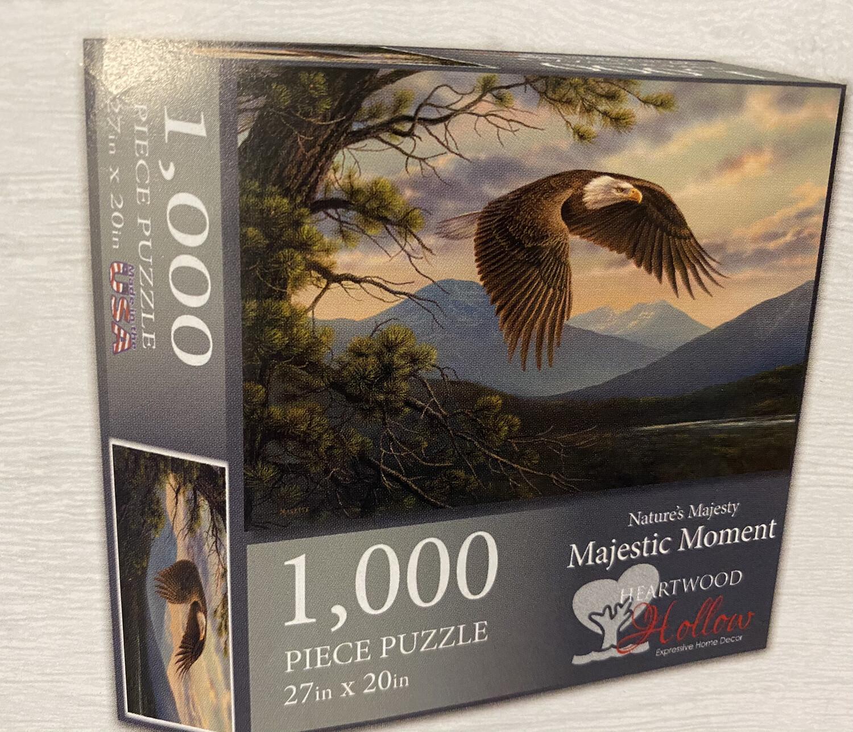 Puzzle, Majestic Moment 1000 Pieces