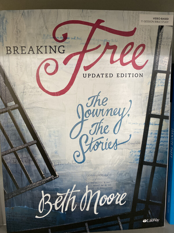 MOORE, Breaking Free Bible Study, Updated Edition