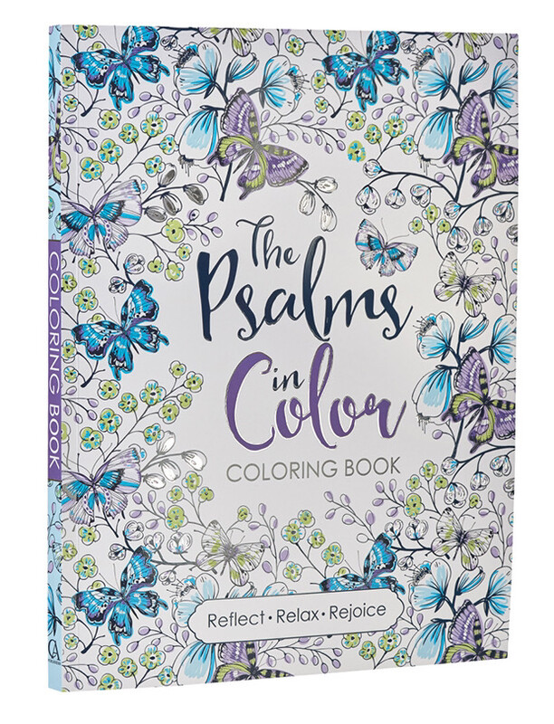 Coloring Book, The Psalms