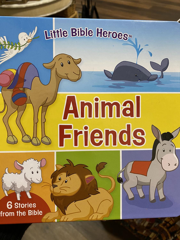 Animal Friends Boardbook