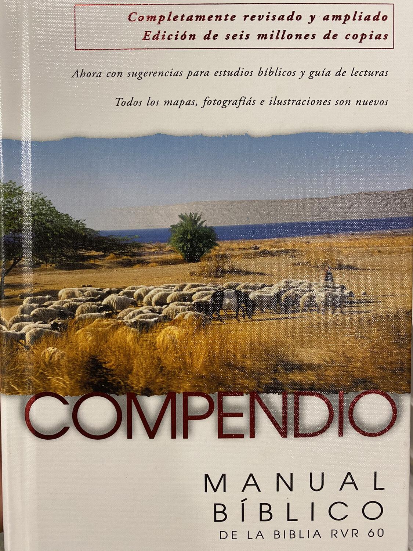 Compendio Manual Biblico Rvr 60