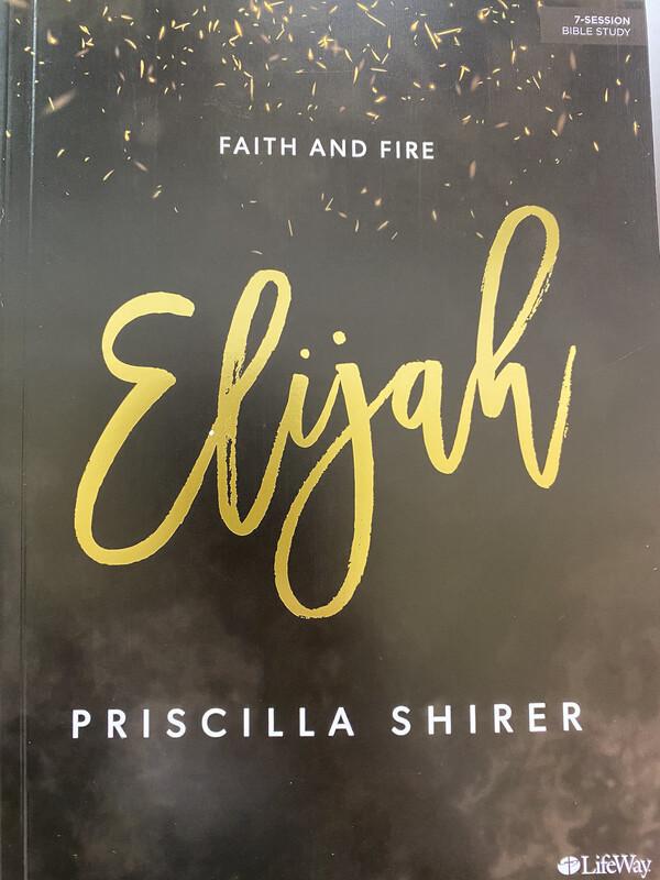 SHIRER, Elijah, Fire And Faith