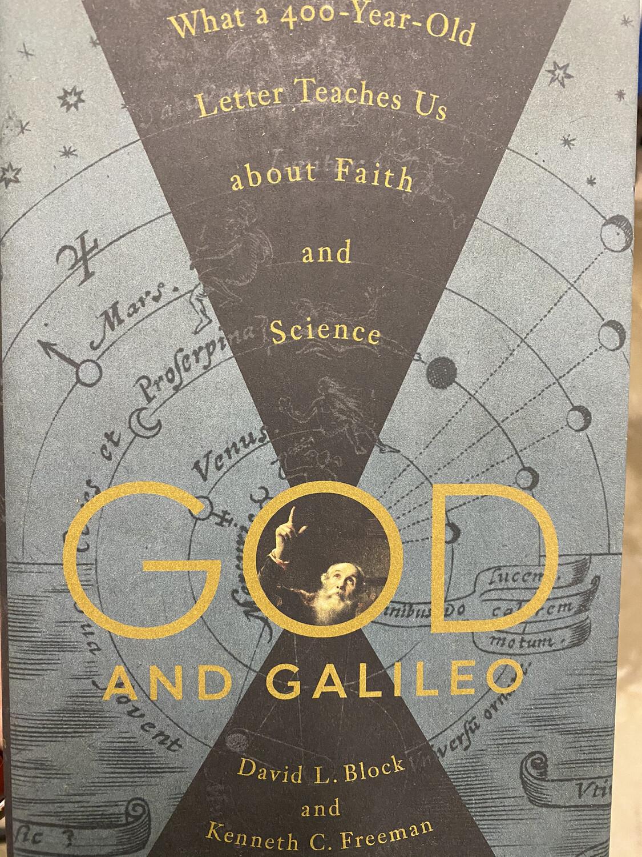 BLOCK, God And Galileo