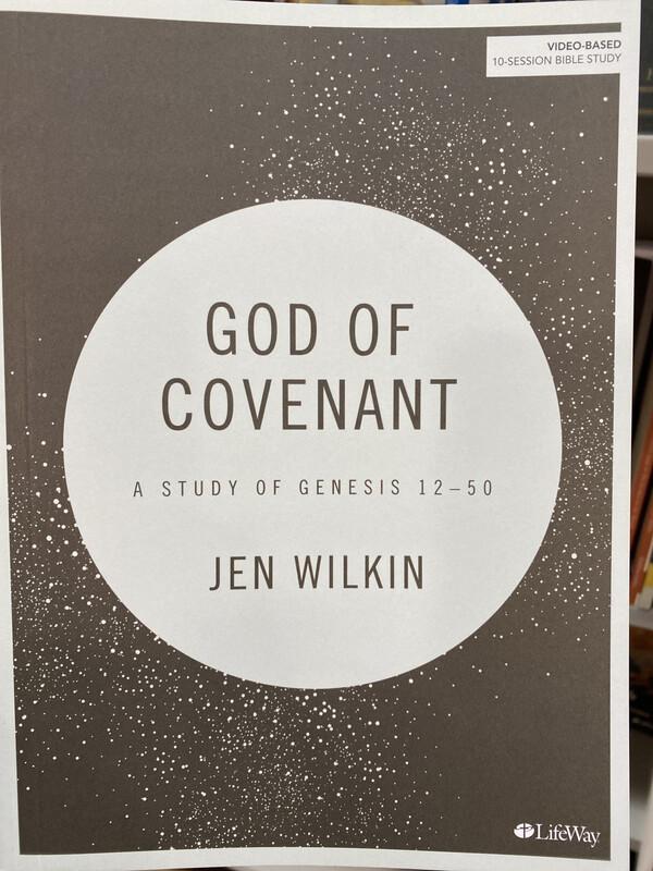 WILKEN, God Of Covenant