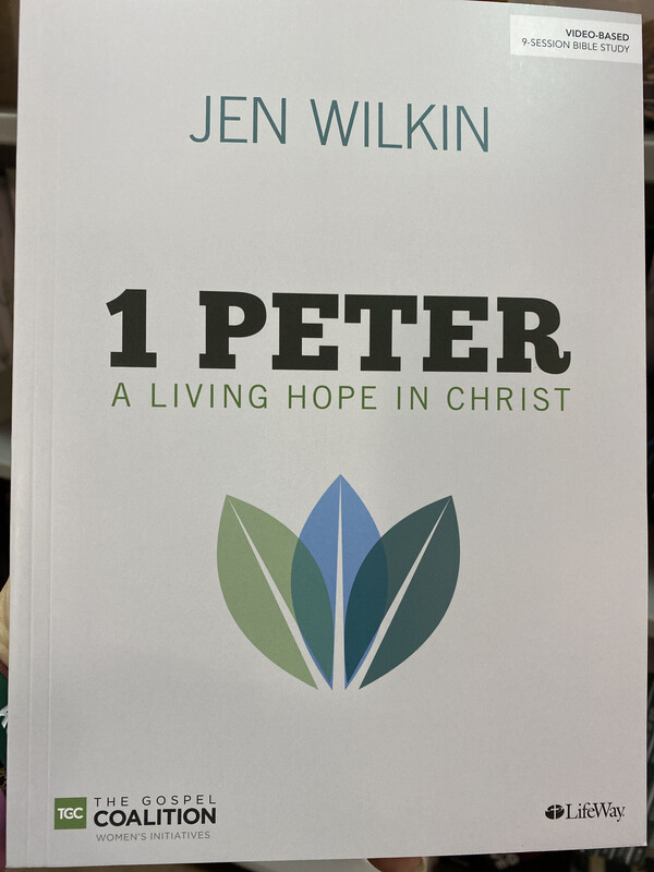 WILKIN, 1 Peter, Bible Study