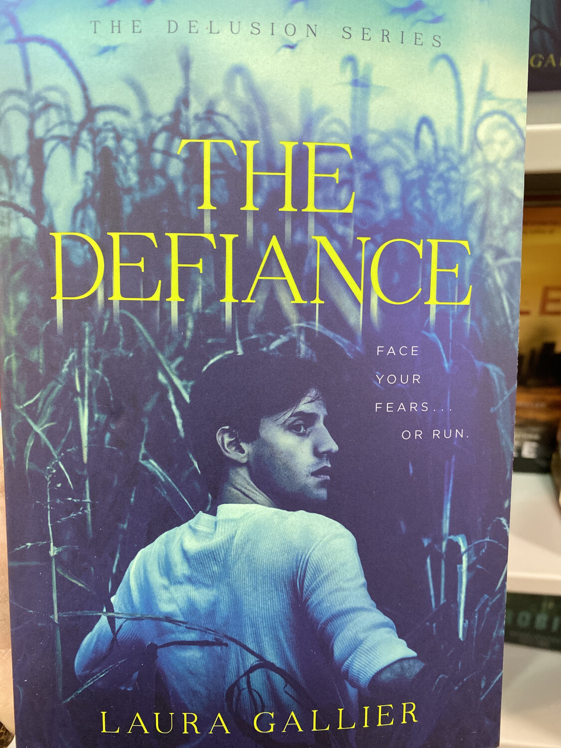 GALLIER, The Defiance, The Delusion Series