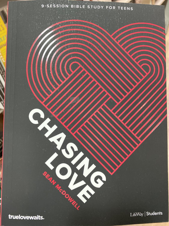 MCDOWELL, Chasing Love Bible Study