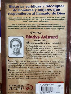 BENGE, La Aventura De Una Vida, Glays Aylward