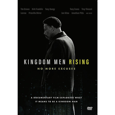 EVANS, Kingdom Men Rising, No more Excuses DVD