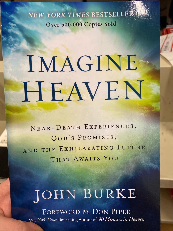 BURKE, Imagine Heaven