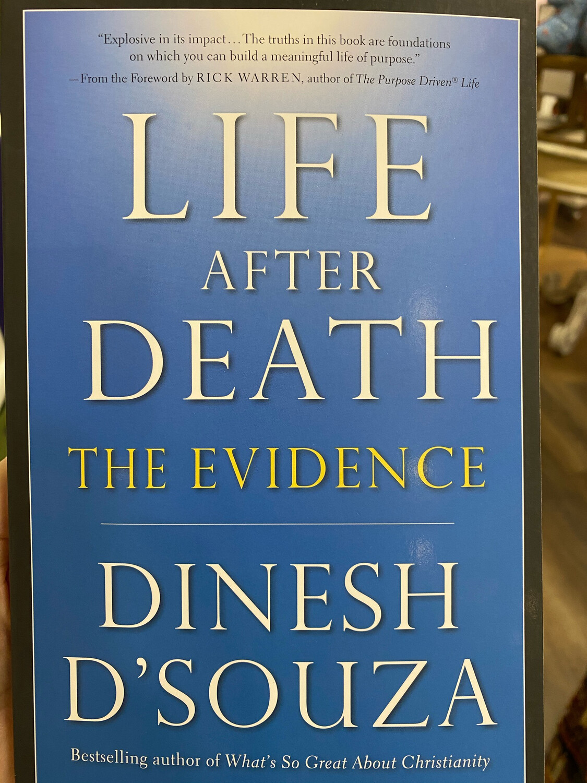D'SOUZA, Life After Death