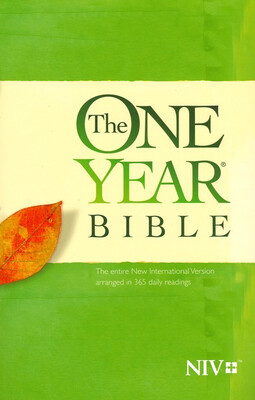 NIV, The One Year Bible