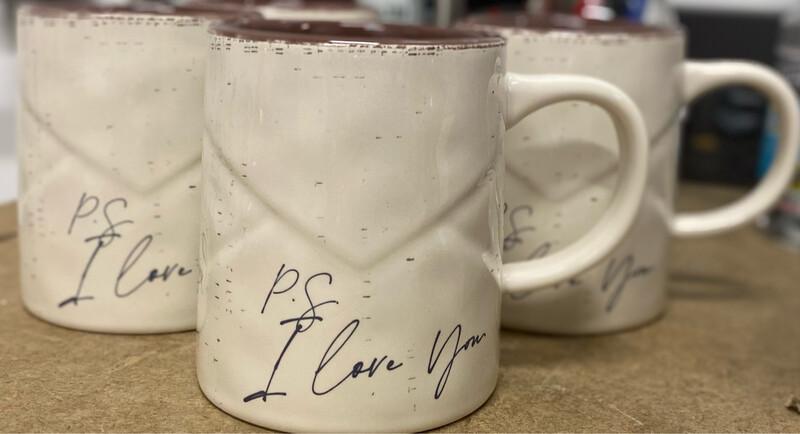 PS I Love You Mug