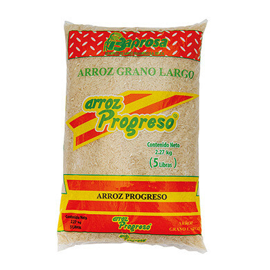Arroz Progreso grano largo