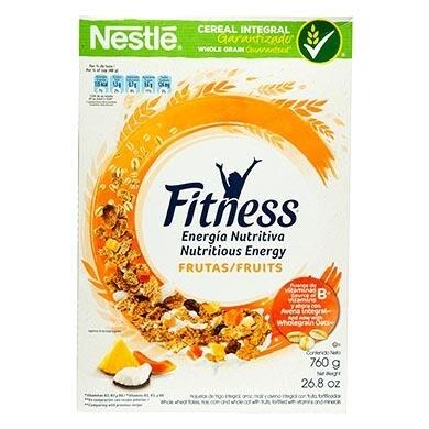 Nestlé Fitness con Frutas